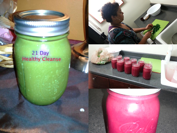 21 day healthy cleanse